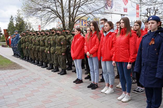 В ТГУ стартовал легкоатлетический пробег на 42 километра