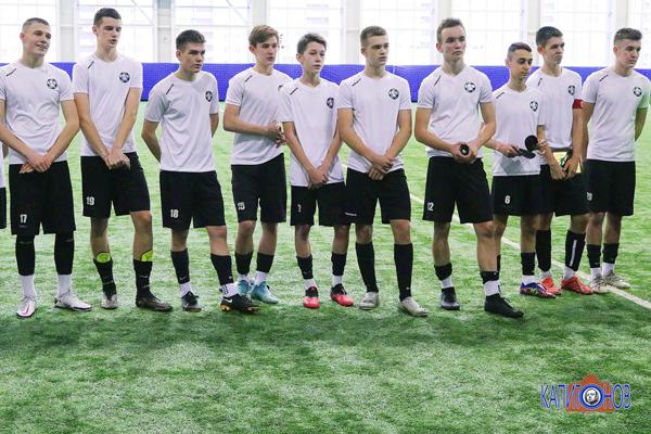 """Воспитанники """"Академии футбола"""" разгромили сверстников из Белгородской области"""