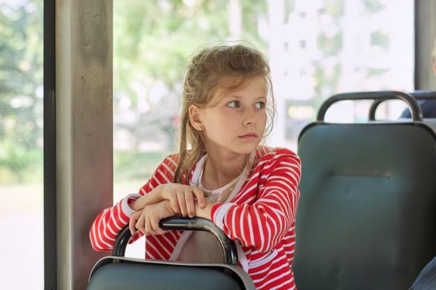 Введены штрафы за высадку детей-безбилетников из автобусов