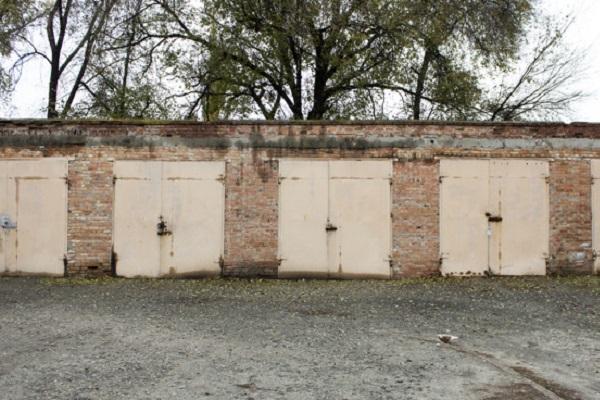 Администрация Тамбова ищет собственников гаражей в районе Рассказовского шоссе