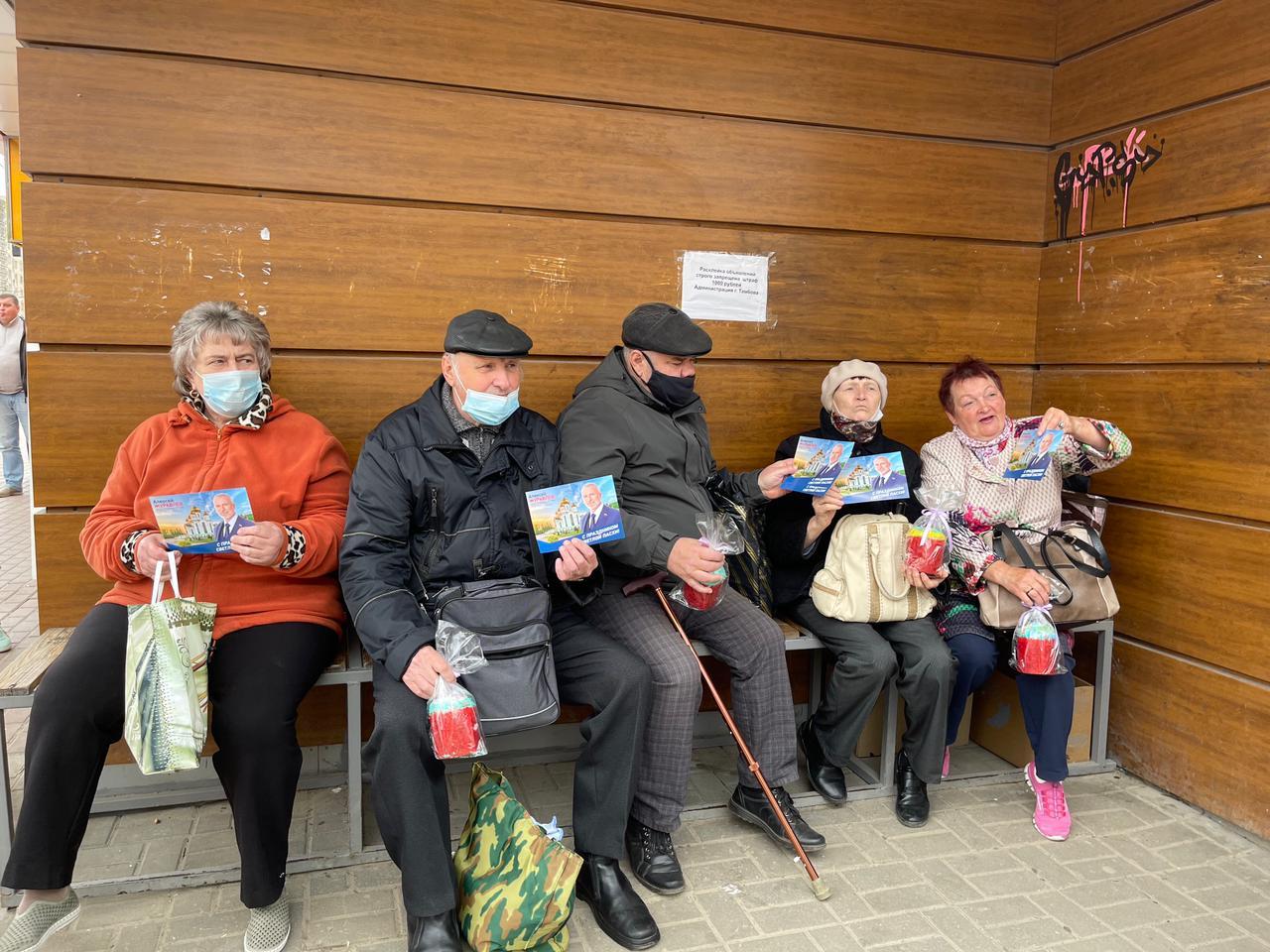 Алексей Журавлев поздравил тамбовчан с Пасхой