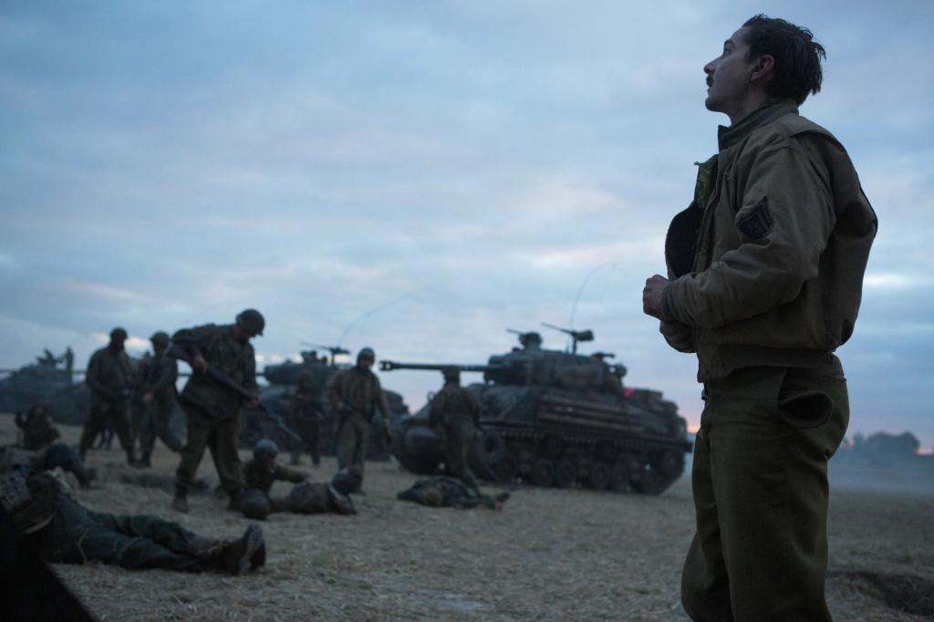 «Блокнот Тамбов» в танке с Брэдом Питтом