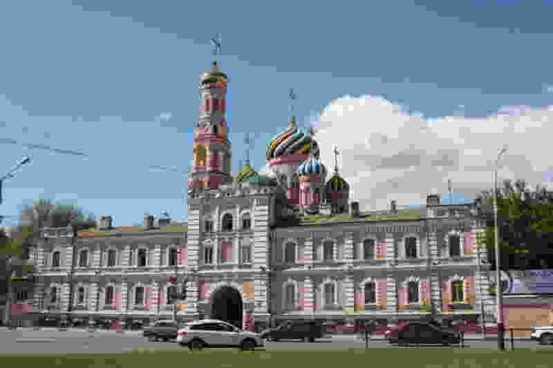 Дом на Московской, 33 безвозмездно передан Тамбовской Епархии
