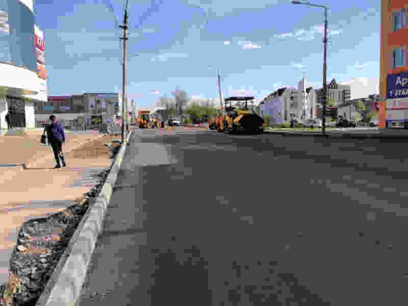 Движение по Базарной откроют до 9 мая