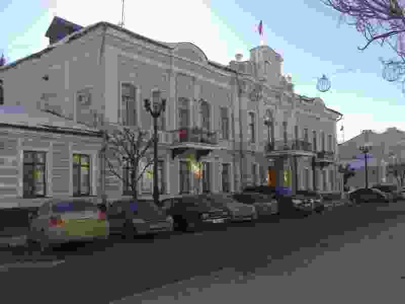 Городская дума Тамбова приняла решение не выбирать мэра ещё полгода