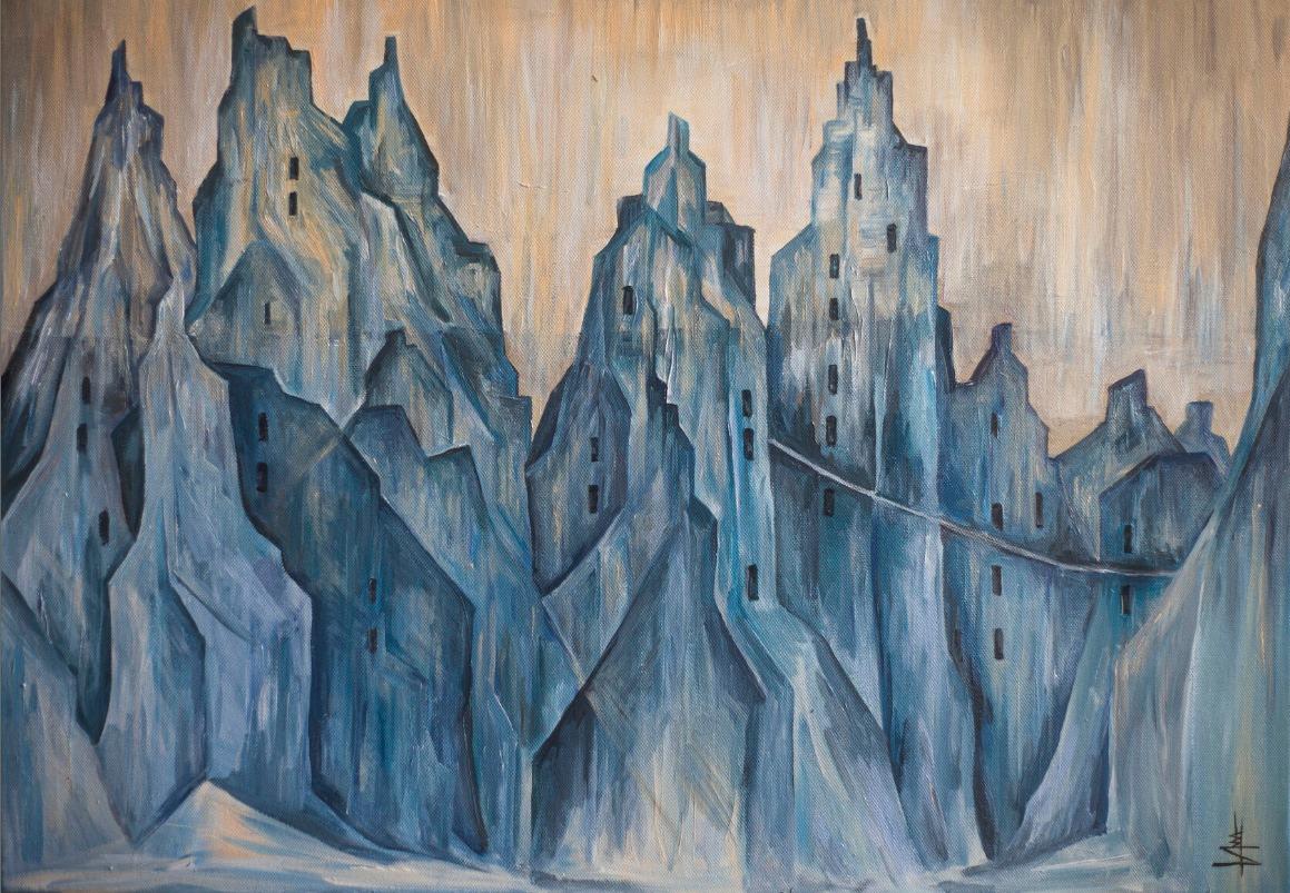 Художник из Тамбова примет участие в открытии международной выставки