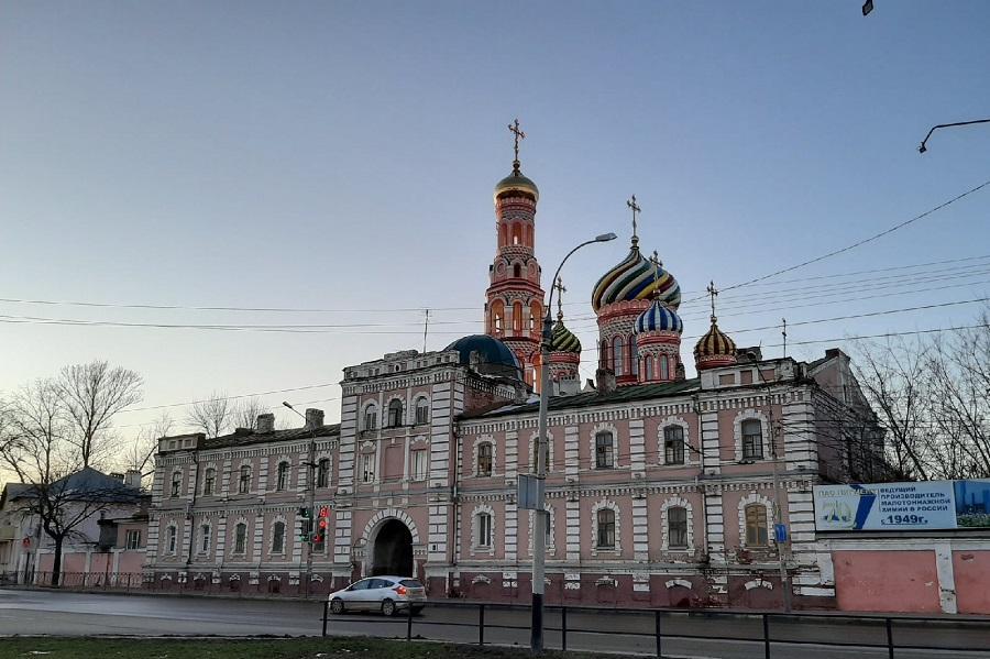 Исторический дом по улице Московской передали в собственность епархии