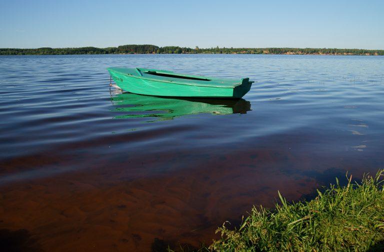 Из реки под Моршанском достали тело рыбака