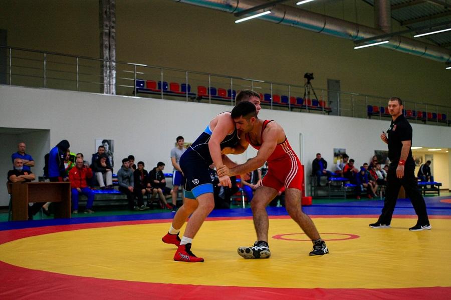 Команды из 15 регионов страны выступят в Тамбове на турнире по греко-римской борьбе