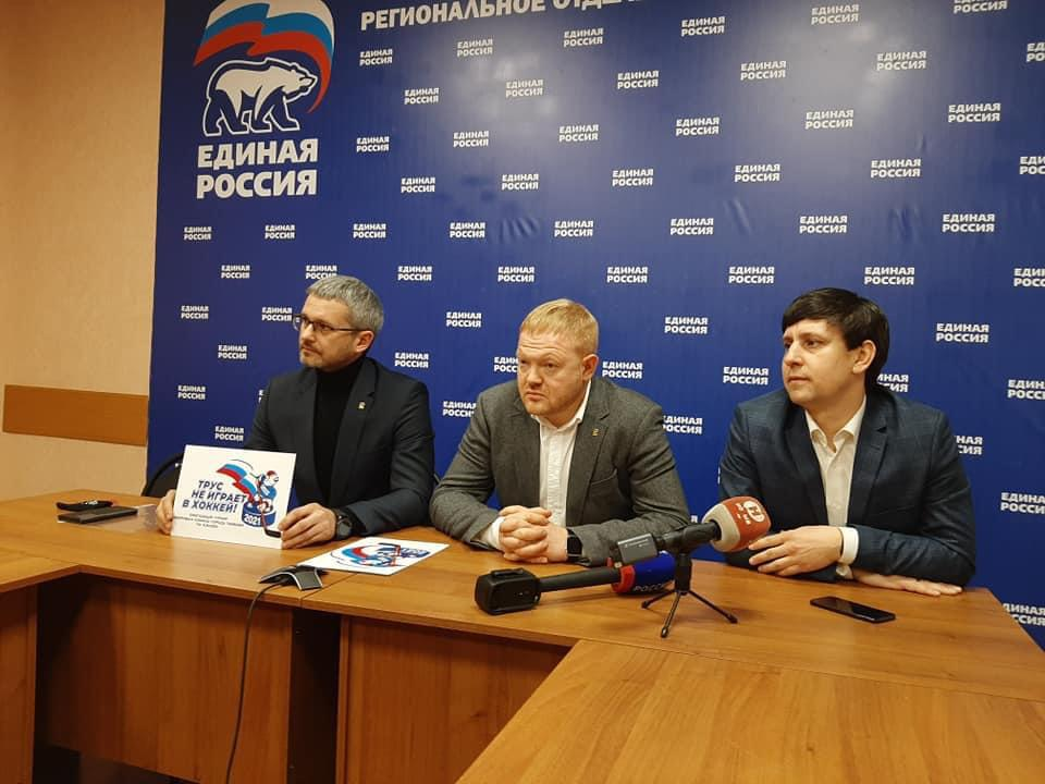 Константин Черкасов: «Все в наших руках. Никакой иногородний добрый Дядя ничего не сделает для этого»
