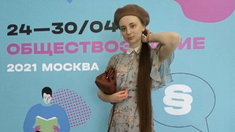 Лицеистка из Тамбова стала абсолютным победителем всероссийской олимпиады по обществознанию