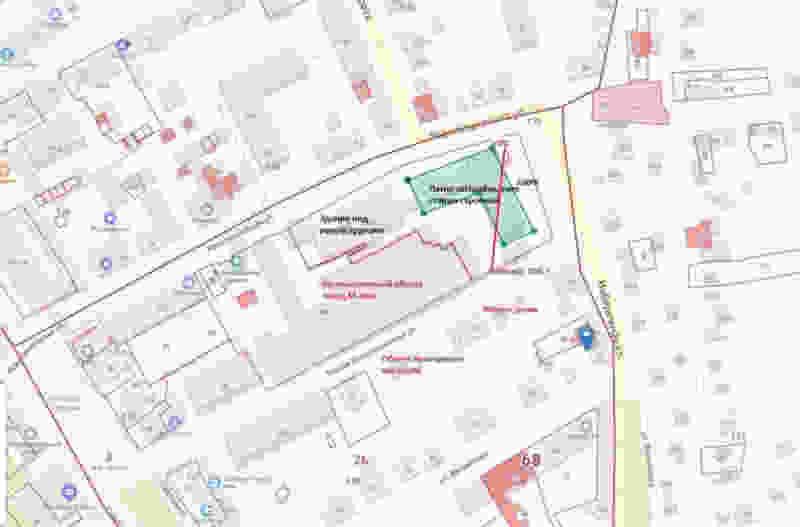 Мичуринцы выступают против строительства многоэтажки в историческом центре города