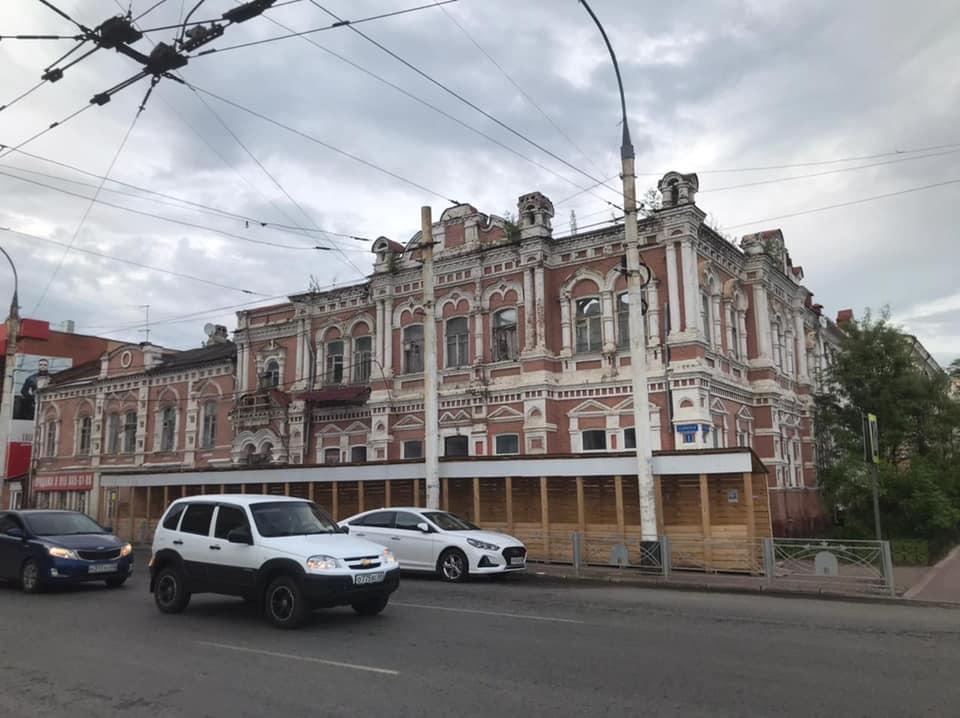 Муниципальные здания на Советской планируют сдавать по льготной арендной плате