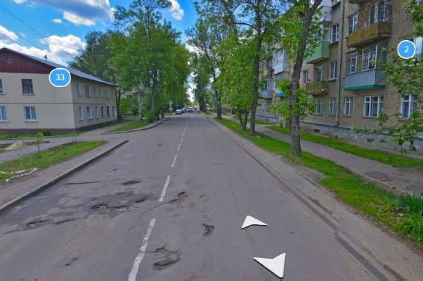 На севере Тамбова в этом году отремонтируют семь улиц