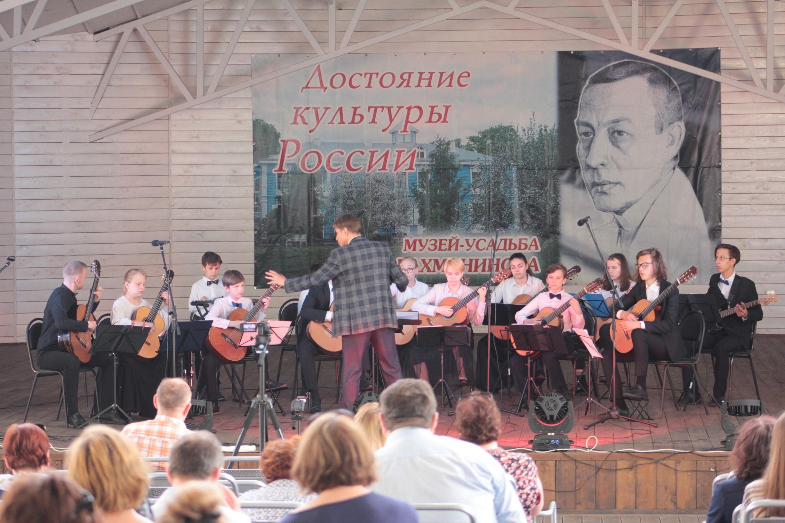 """На """"Сиреневом вечере в Ивановке"""" прозвучали джаз и эстрадная музыка"""