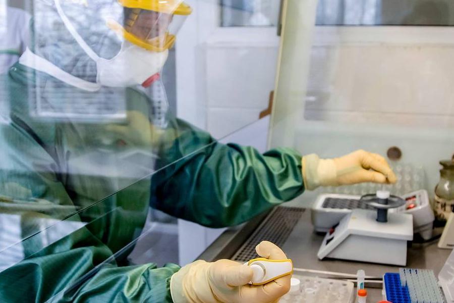 """Начались клинические испытания трёхкратной вакцинации """"Эпиваккороной"""""""