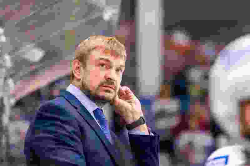 Назначен новый главный тренер ХК «Тамбов»