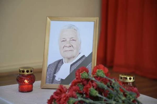 Под Рассказовом в пожаре погиб заслуженный учитель