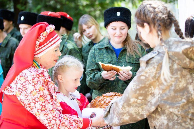 Под Тамбовом прошёл фестиваль казачьей культуры
