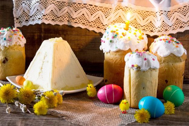 Православные тамбовчане празднуют Пасху