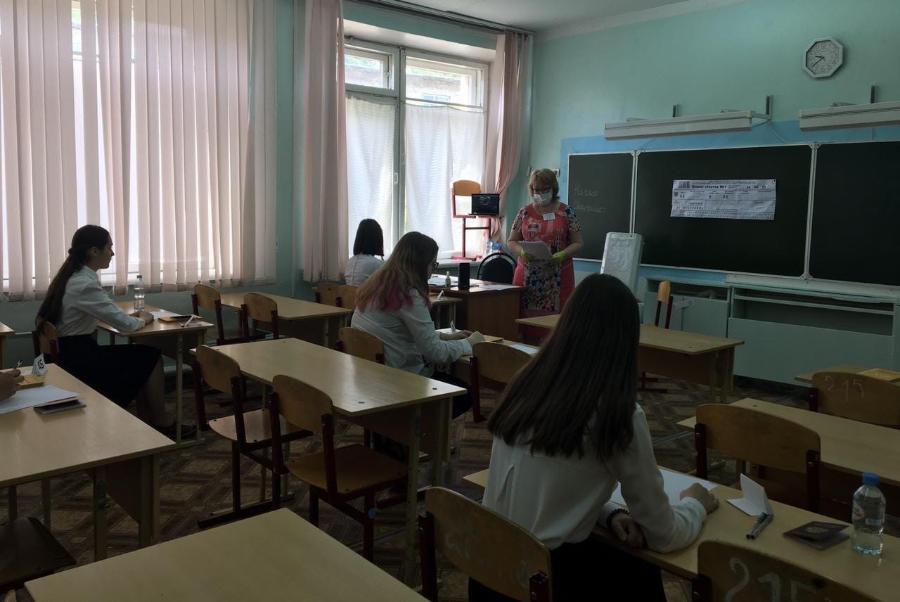 Сегодня девятиклассники сдают ОГЭ по русскому языку