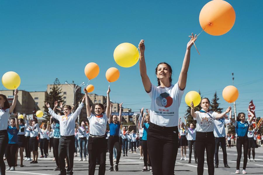 Сегодня отмечается День детских организаций