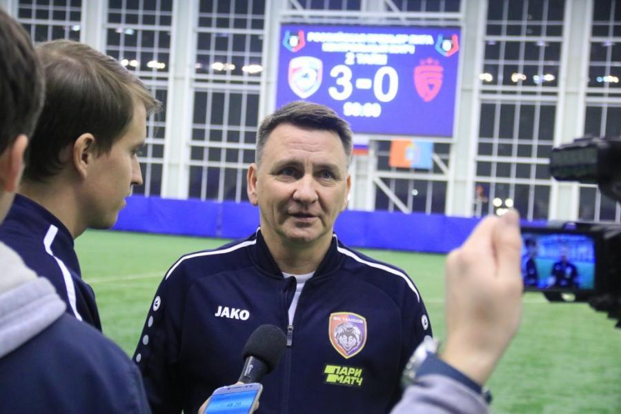 Сергей Первушин может возглавить клуб из Казахстана