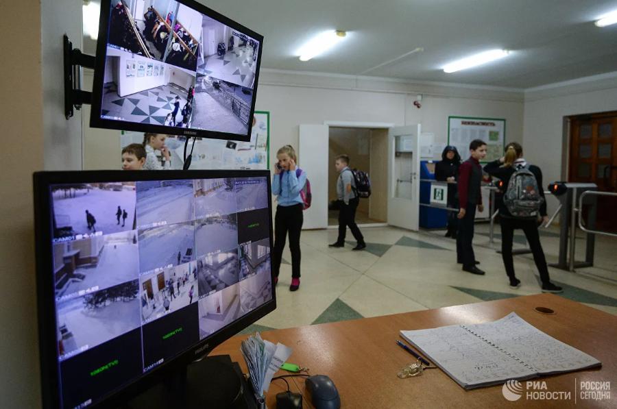 Школы и детские сады в Жердевском районе охраняют обычные сторожа