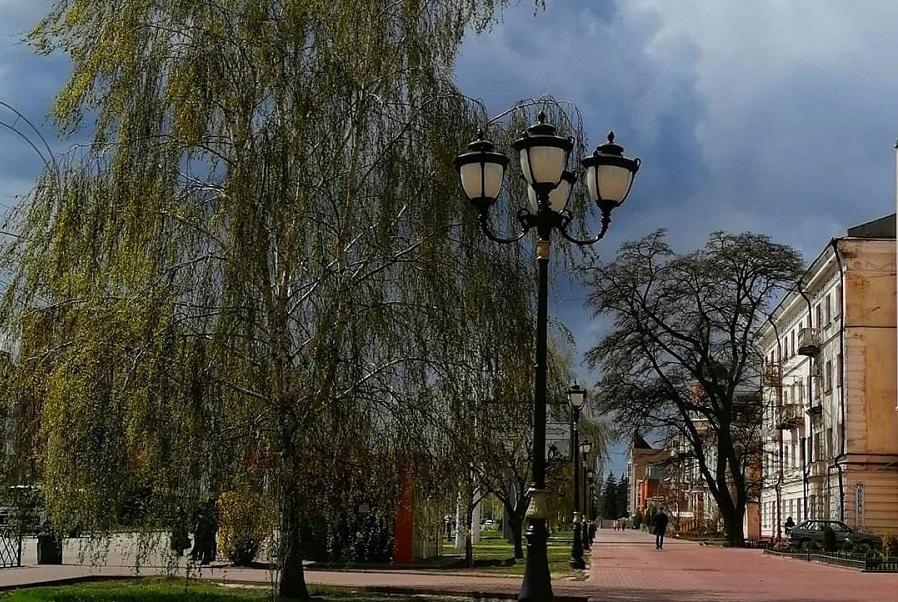 Синоптики рассказали о погоде в Тамбове на оставшиеся майские выходные