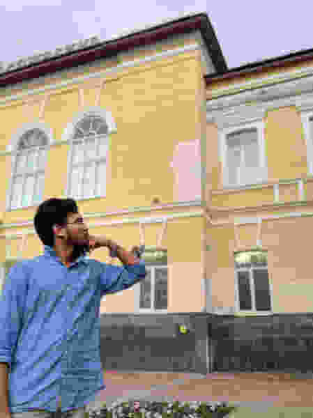 Студент из Индии ведёт ютуб-канал о Тамбове