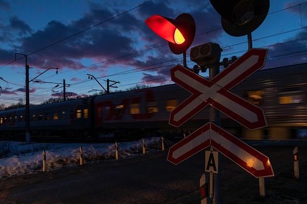 """Тамбовчане просят отремонтировать железнодорожный переезд на трассе """"Тамбов-Пенза"""""""