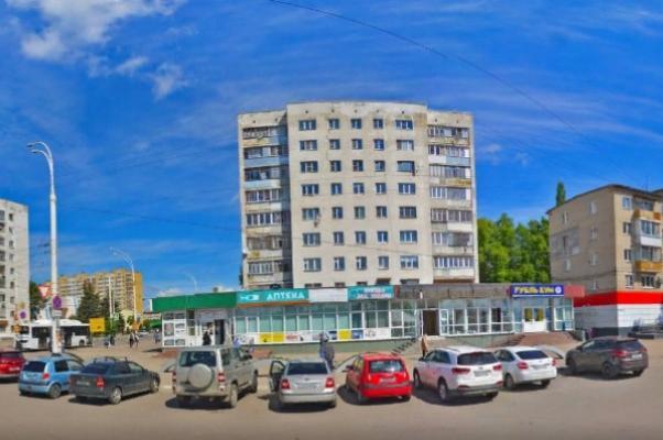 Торговый павильон на юге Тамбова возводится незаконно