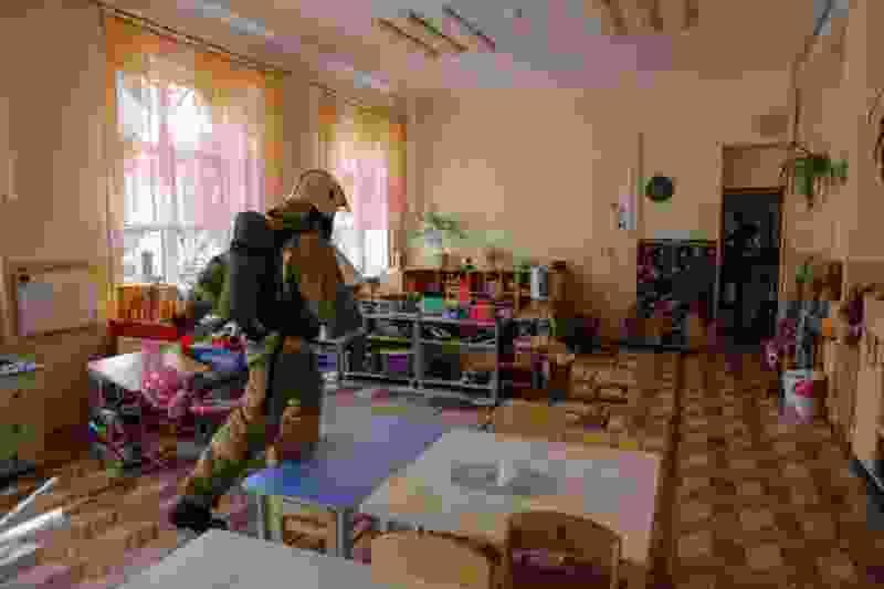 В детские сады Тамбова поступили сообщения о заложенной бомбе