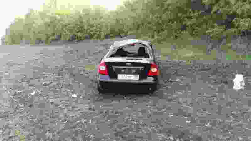 В ДТП под Тамбовом пострадали двое подростков