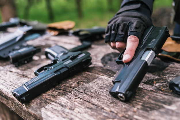 В Госдуме предложили ужесточить ответственность за утрату оружия