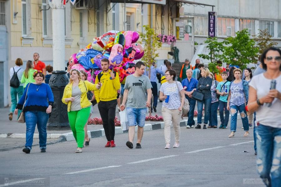 В июне тамбовчан ожидают длинные выходные