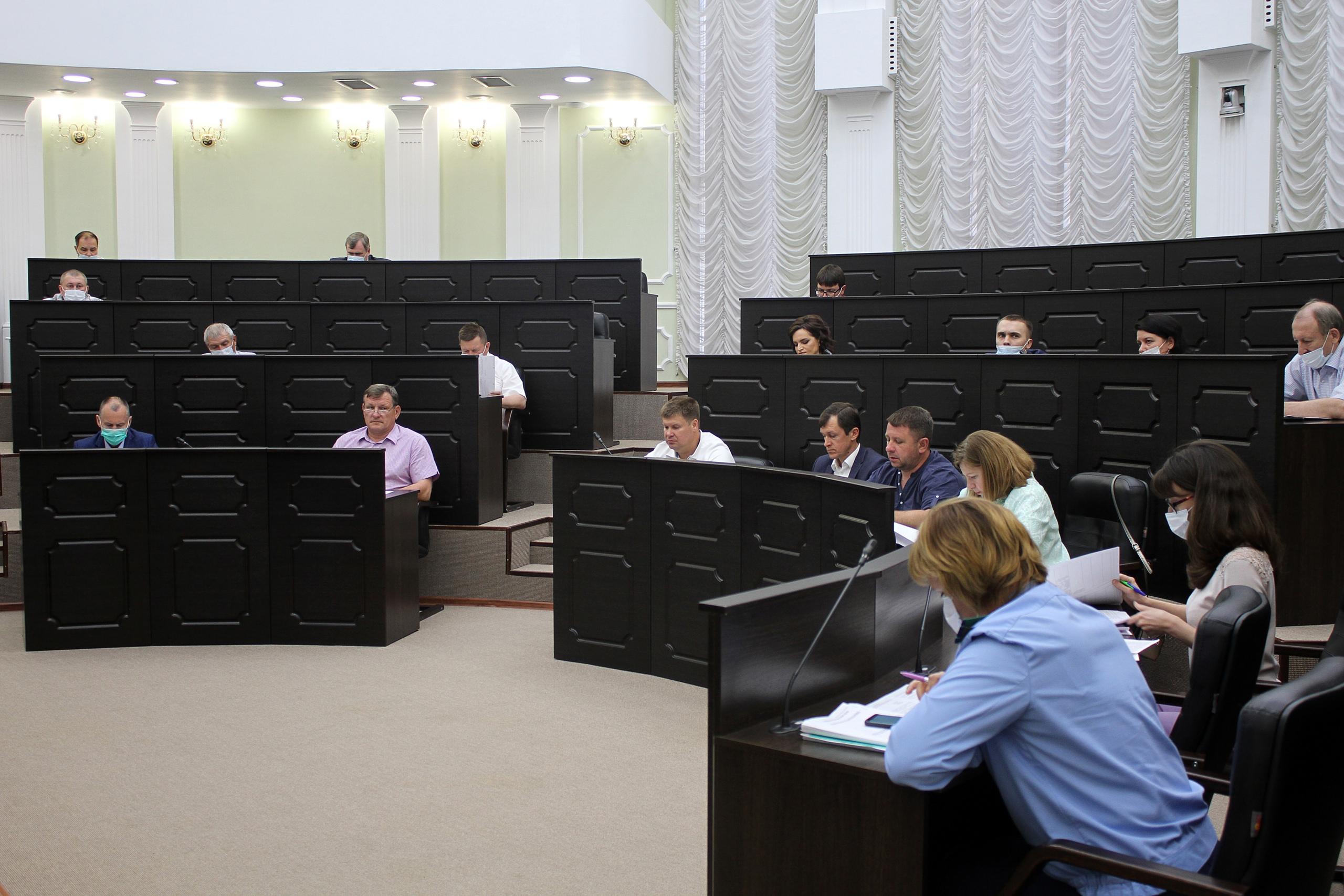 В областной Думе обсудили состояние отделений почтовой связи в сельской местности