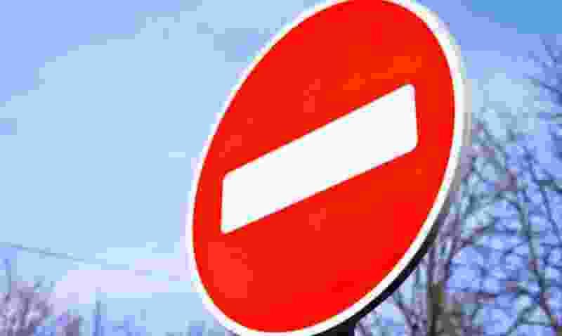 В первые дни мая в Тамбове ограничат движение транспорта