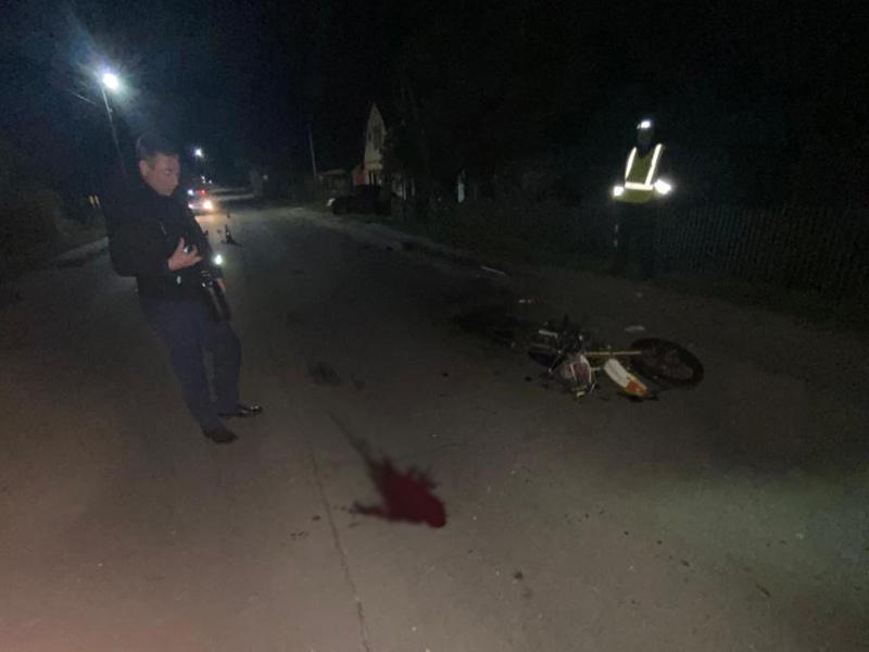 В посёлке Мучкапский насмерть сбит подросток