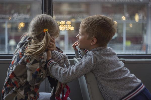 В правительстве не поддержали законопроект о бесплатном проезде для детей