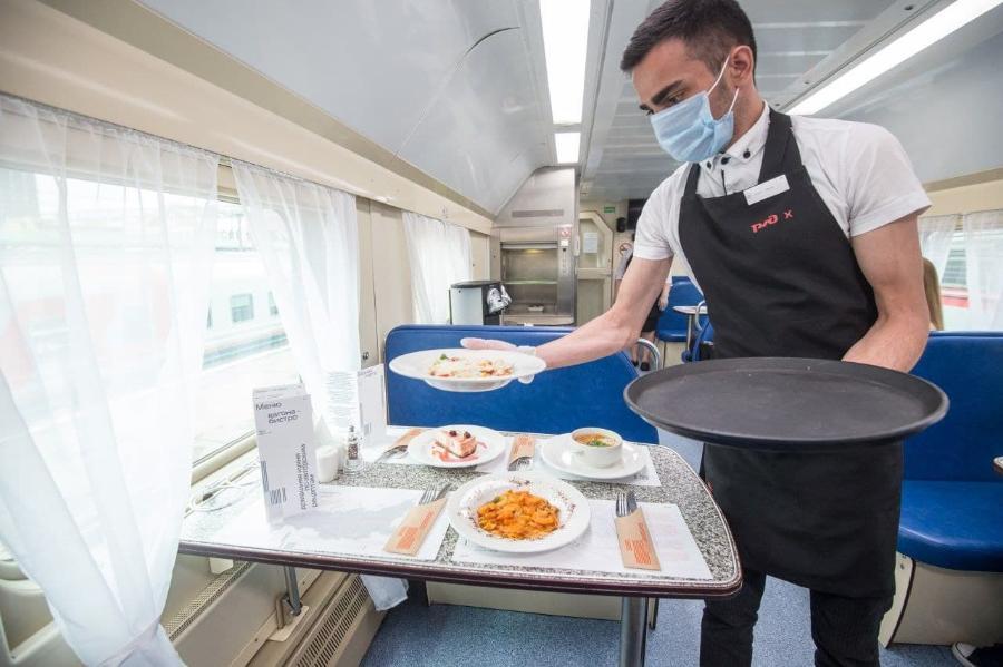 В РЖД придумали замену вагонам-ресторанам