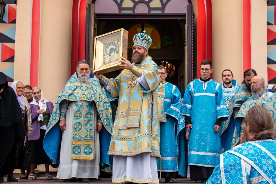 В Тамбов привезут чудотворный образ Казанской Вышенской иконы Божией Матери
