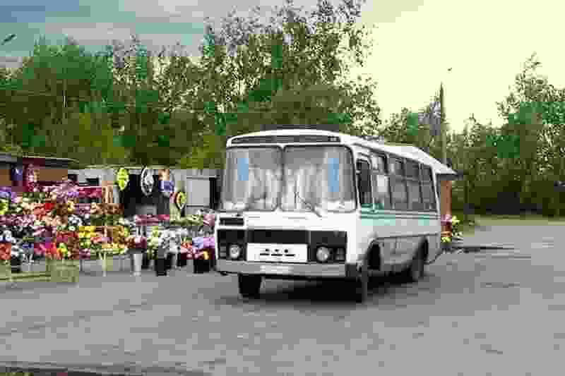 В Тамбове 11 мая пустят дополнительные автобусы на кладбища
