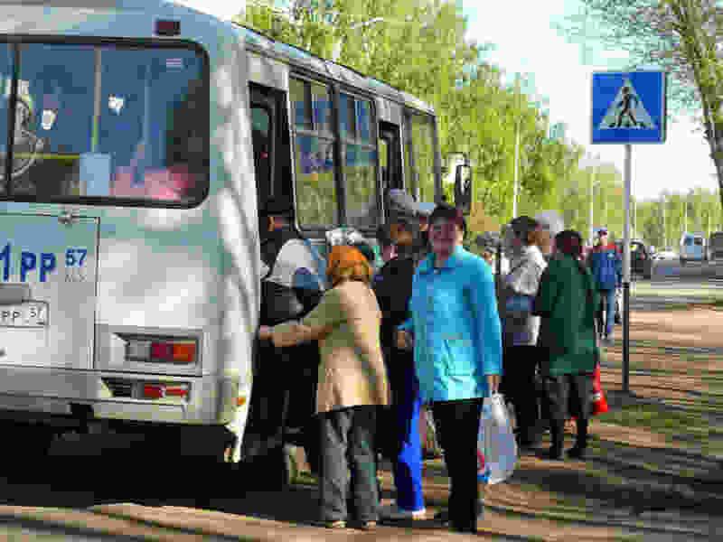 В Тамбове автобус №10 теперь будет ходить чаще