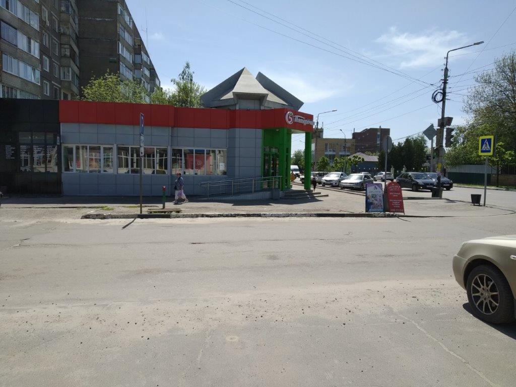 В Тамбове ликвидировали несколько торговых павильонов