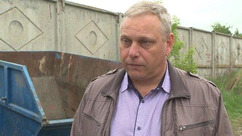 В Тамбове на Полынковском кладбище установили 12 бункеров для сбора мусора