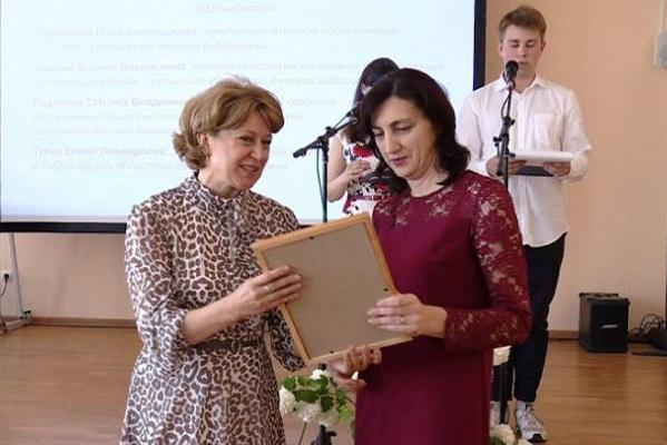 В Тамбове наградили лучших работников библиотек