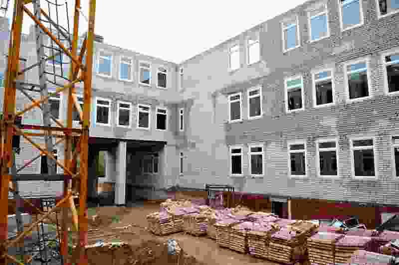 В Тамбове нашли подрядчика для строительства школы в Красненькой