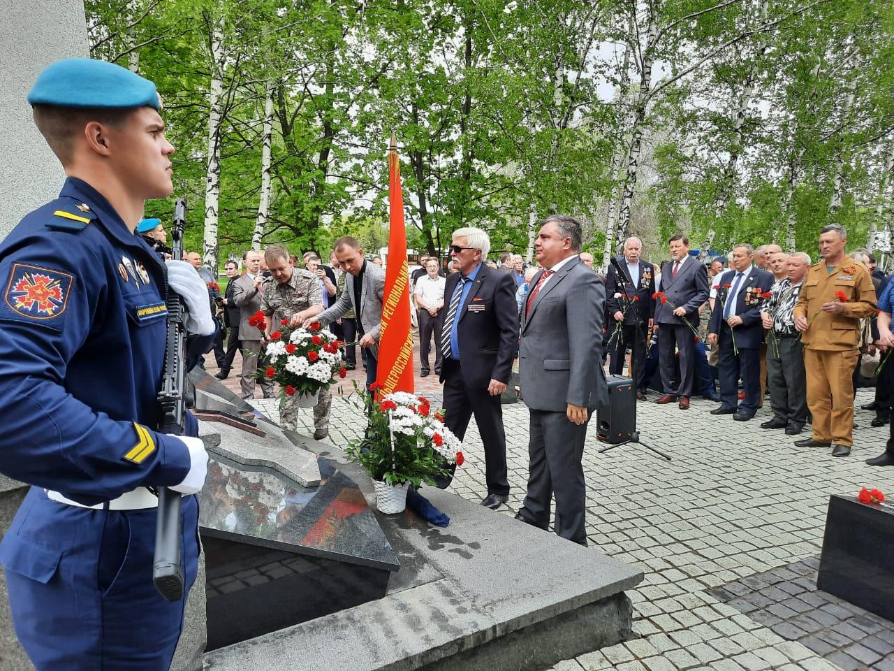 В Тамбове отметили 33-ю годовщину начала вывода советских войск из Афганистана