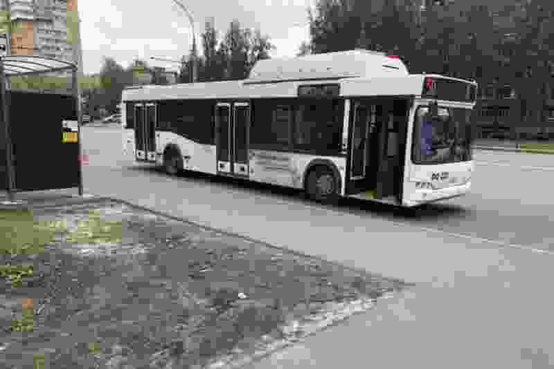 В Тамбове пенсионерка пострадала при падении в автобусе